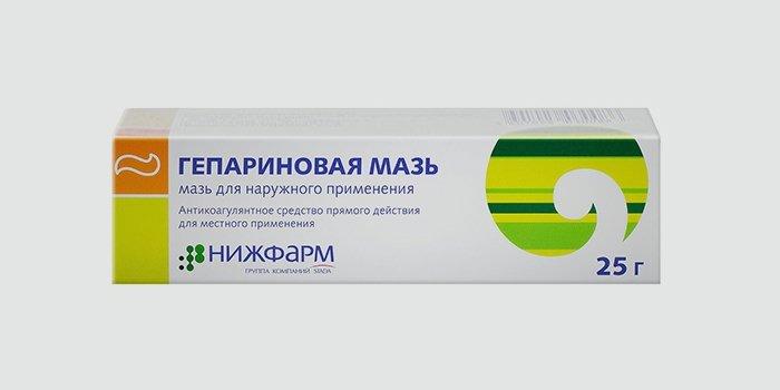 Гепариновая мазь - дешевое и эффективное средство