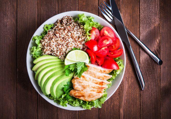 Терапия заболевания предполагает употребление здоровой пищи