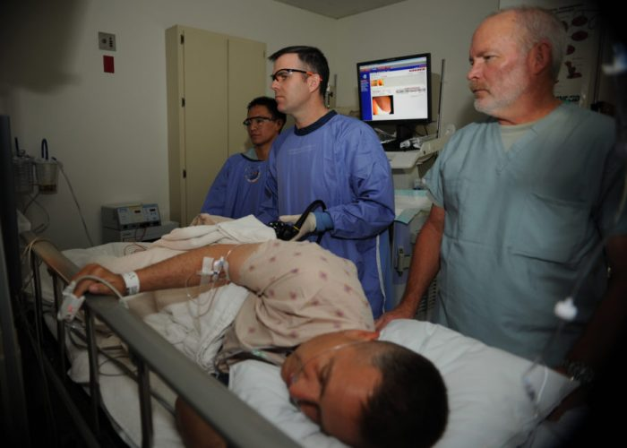 Колоноскопия наиболее серьезна процедура обследования
