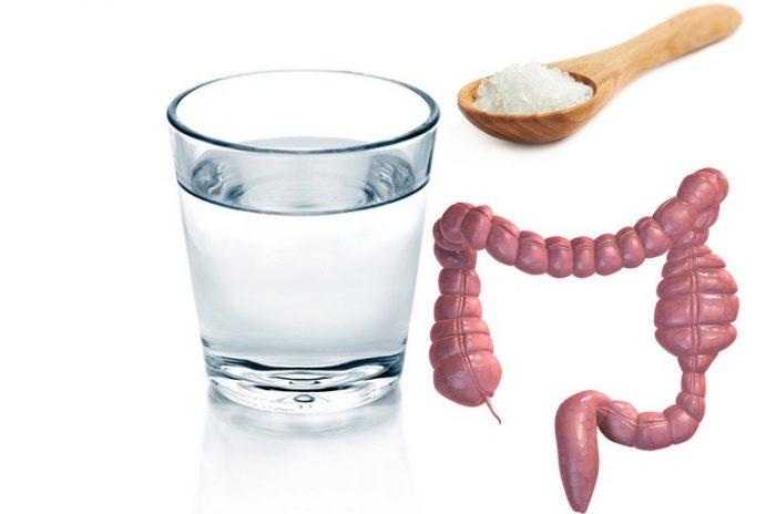 Перед процедурой необходимо провести очистку кишечника