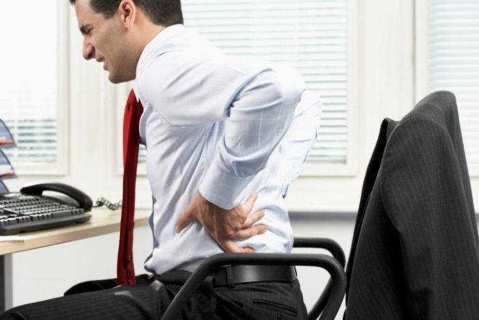 У 80% офисных работников отмечает развитие геморроя