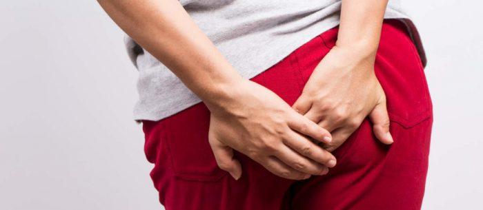 Причины жжения в анусе