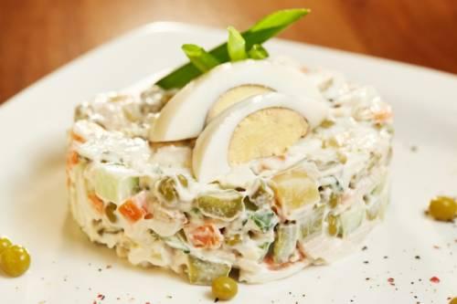 Какие салаты можно есть при гастрите?