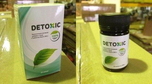 Обзор антигельмитного средства Detoxic: обман или правда?