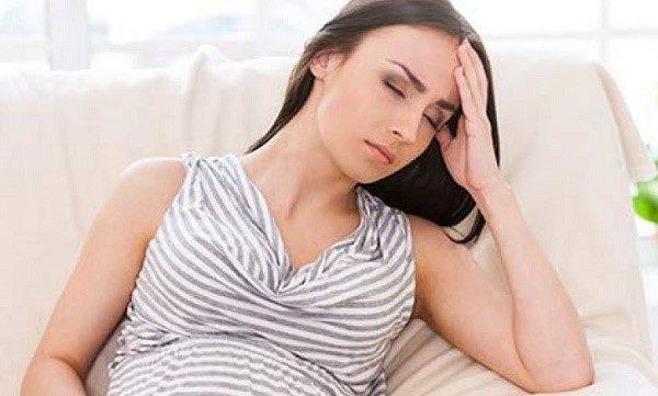 Почему изжога у беременных