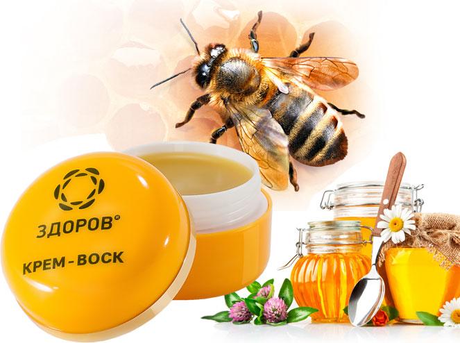 Преимущества и недостатки пчелиного крем-воска Здоров против геморроя