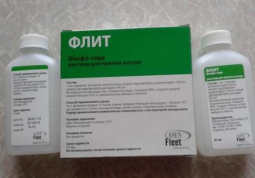 Препараты для подготовки к колоноскопии: список рекомендуемых медикаментов
