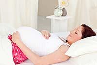 За сколько дней перед родами может быть диарея