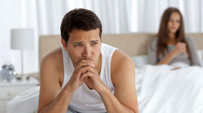 3 фактора, которые влияют на потенцию у мужчин при геморрое