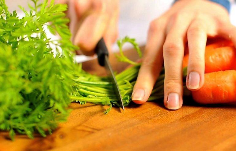 3 способа применения морковной ботвы при геморрое