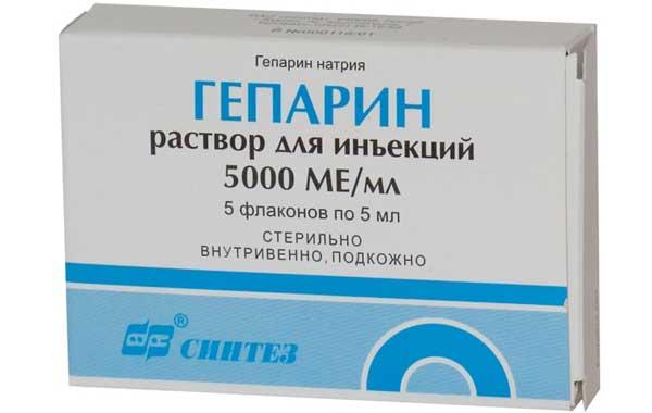 Антикоагулянты: виды, обзор препаратов и механизм действия