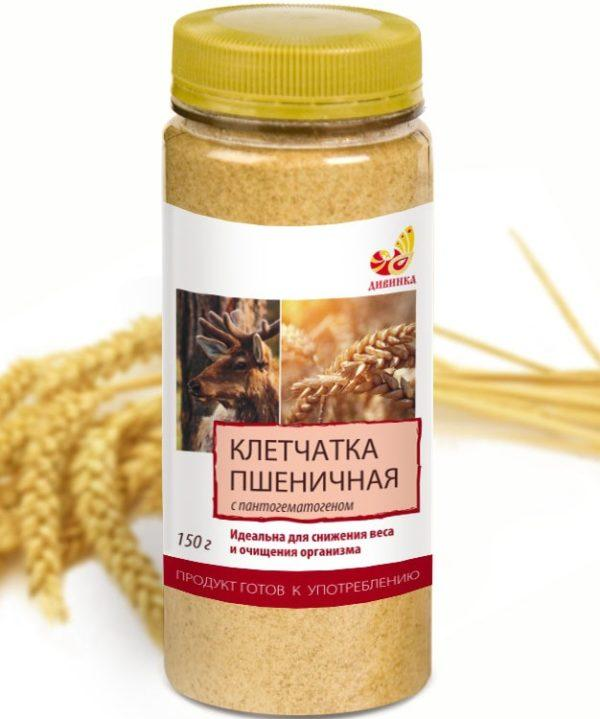 Пшеничная клетчатка при похудении