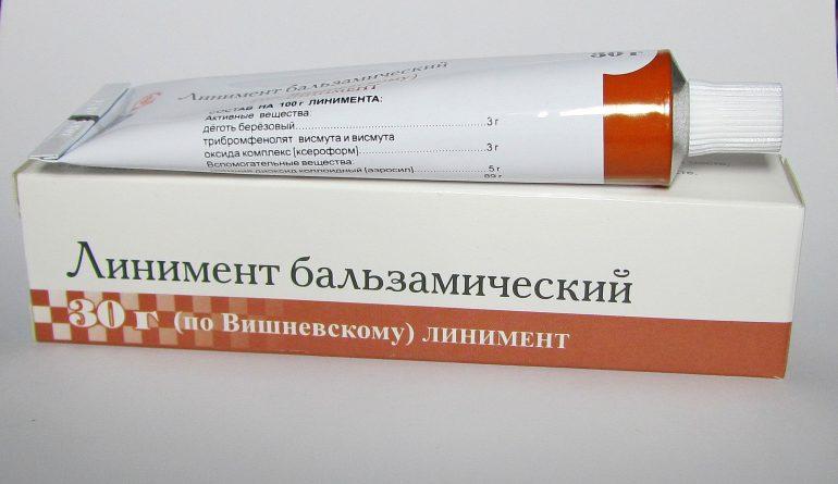 Как и когда применяют мазь Вишневского при геморрое? 3 особенности лечения препаратом