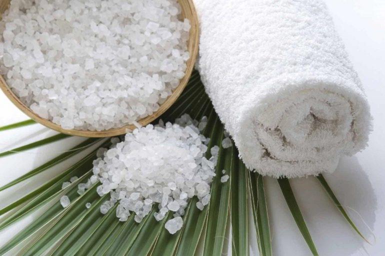 Как лечить геморрой морской солью: 4 народных метода, рецепты средств