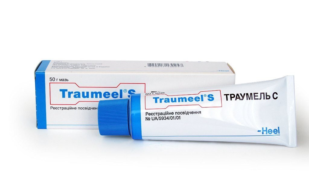 Как применять препарат «Траумель» при геморрое?