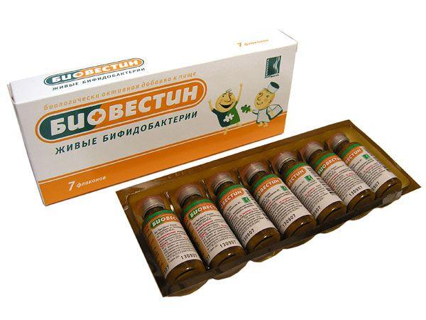 Как применять пробиотик Биовестин? Инструкция с отзывами, ценами и аналогами