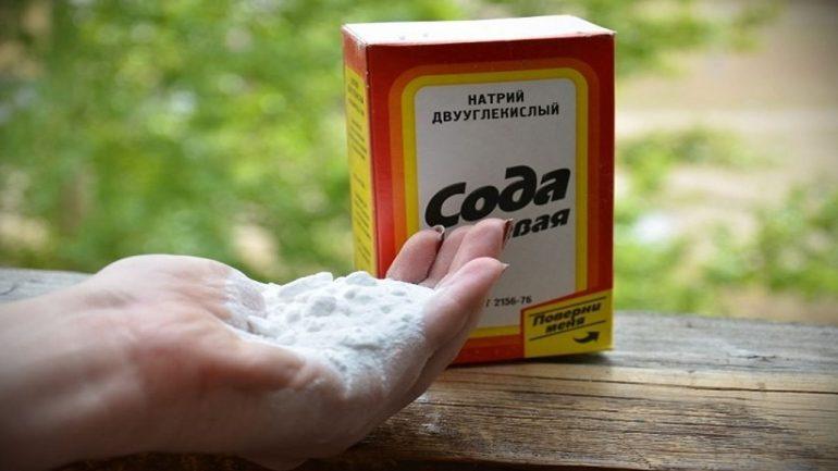 Лечение геморроя содой: 4 способа применения, народные средства и рецепты