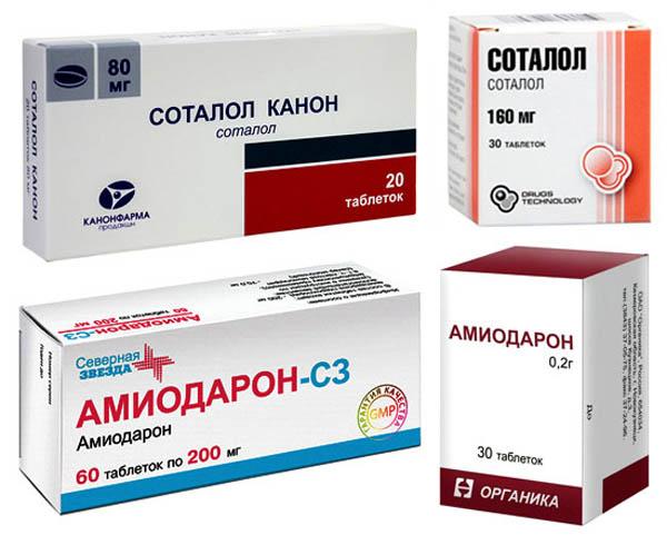Мерцательная аритмия у пожилых: лекарственные средства и медикаменты