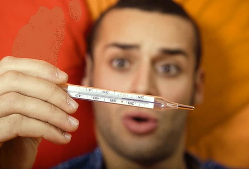 Может ли быть температура при простатите у мужчин?