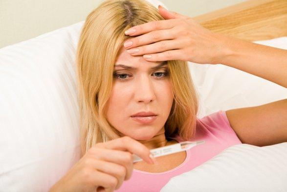 Может ли из-за гастрита повыситься температура?