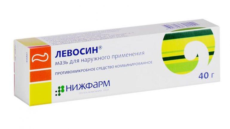 Насколько эффективна мазь «Левосин» для избавления от геморроя? 5 фармакологических эффектов средства
