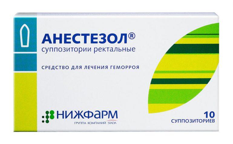 Назначение и применение свечей с анестезином: 4 фармакологических свойства препарата