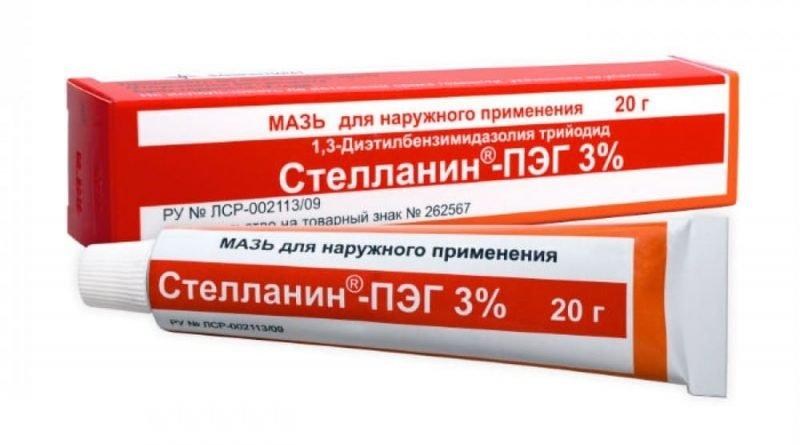 Особенности применения мази Стелланин при геморрое: состав, 3 фармакологических свойств, показания, противопоказания и инструкция применения