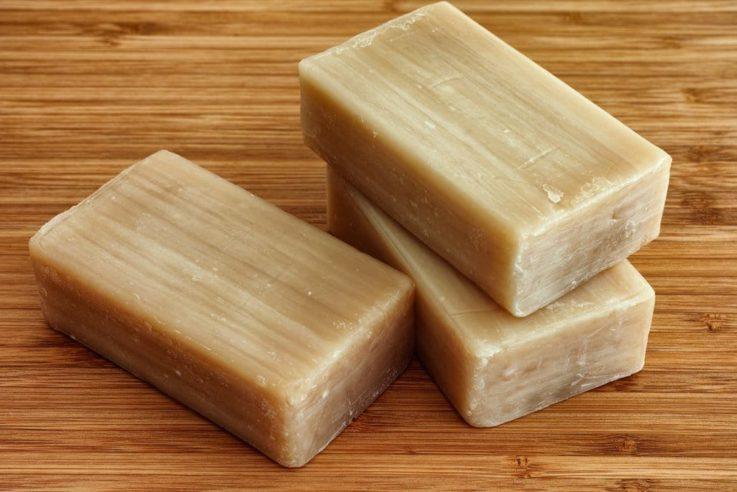 Польза дегтярного и хозяйственного мыла при геморрое