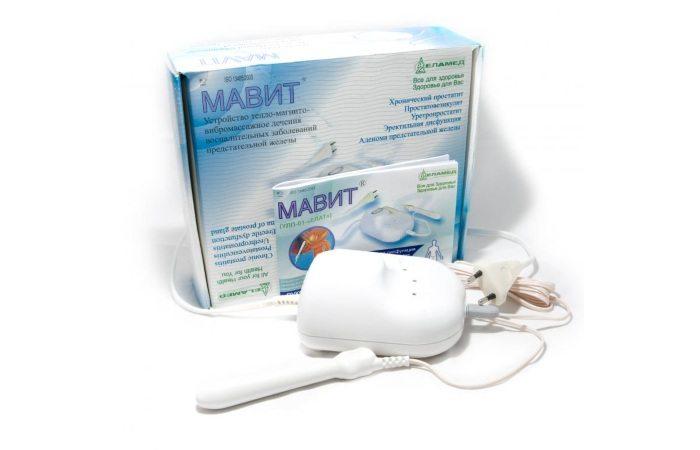 Прибор Мавит: дополнительное лечение простатита, отзывы