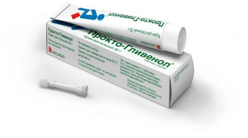 Прокто-Гливенол — лучшая мазь от геморроя: 2 лечебных эффекта средства, инструкция, противопоказания, цена и отзывы