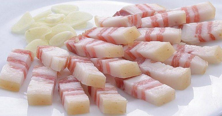 Самые эффективные способы лечения геморроя свиным салом: 4 рецепта народной медицины