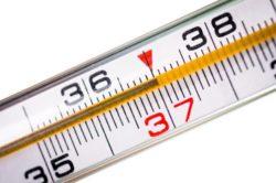 Температура при гастрите желудка: может ли подниматься