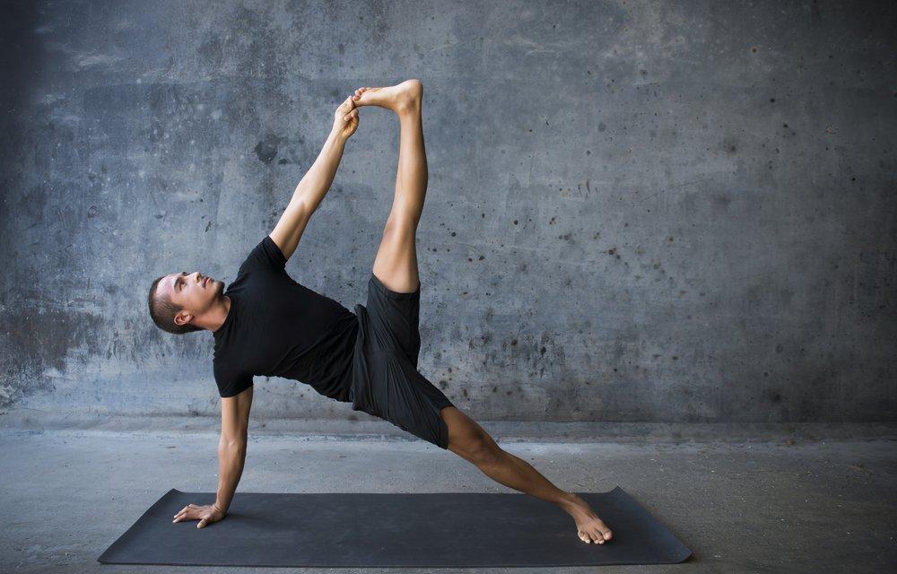 Йога для потенции — повышаем мужскую силу!