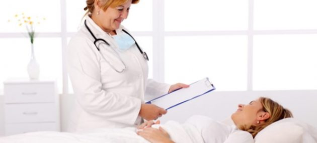 Беременность после лапароскопии яичников