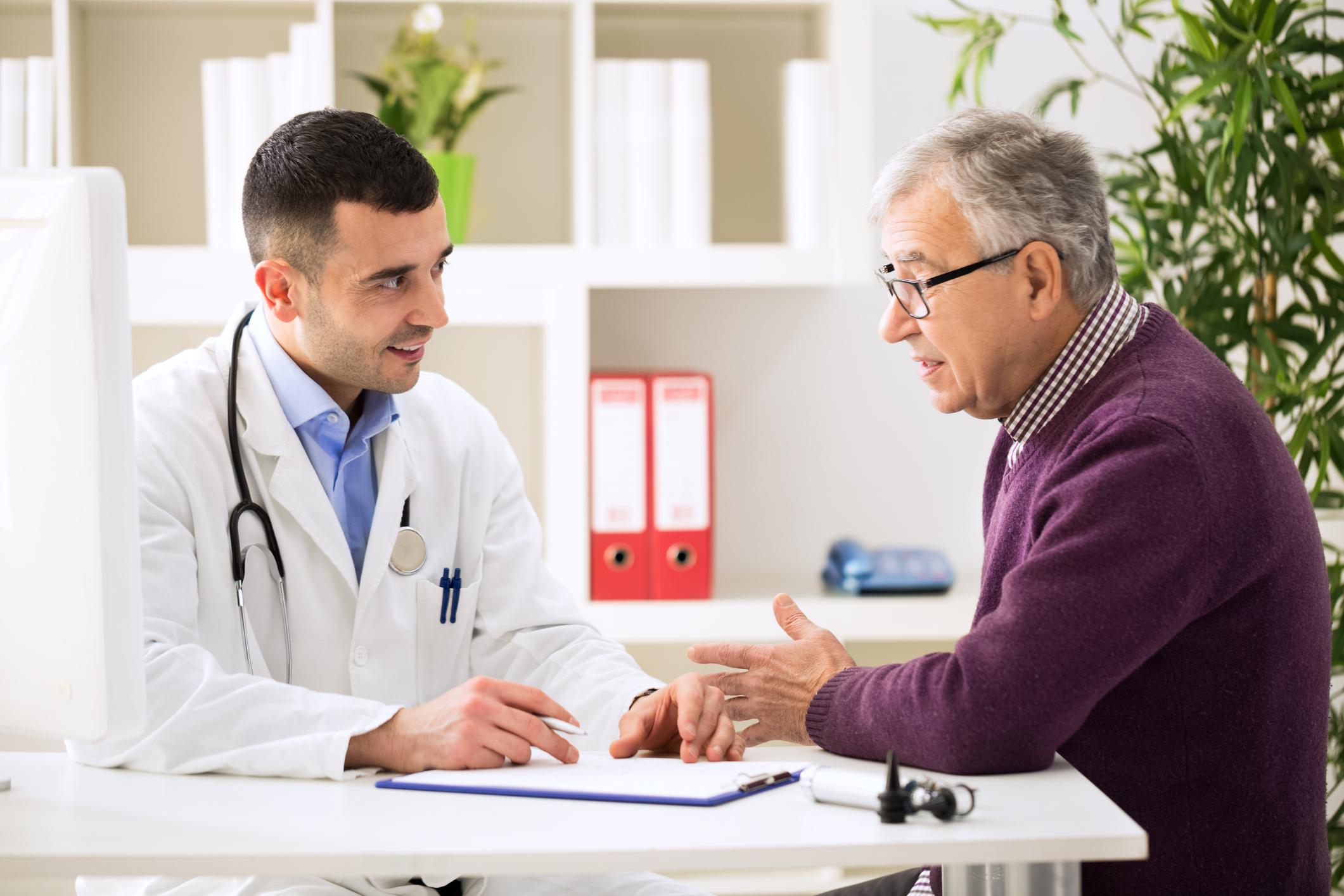 Брахитерапия рака предстательной железы: что это, виды, как проводится