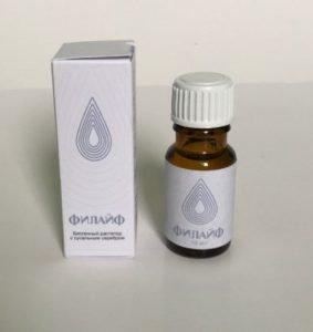 Филайф — эффективное средство для выведения шлаков и токсинов