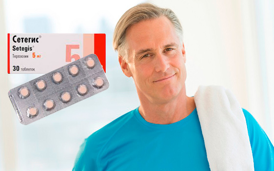 Инструкция по применению и аналоги препарата Сетегис