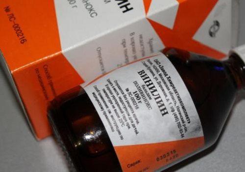 Как использовать бальзам Винилин в лечении геморроя?