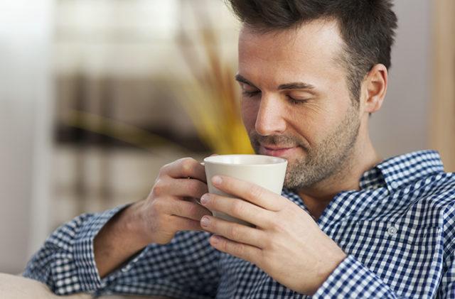 Как кофе влияет на потенцию у мужчин?