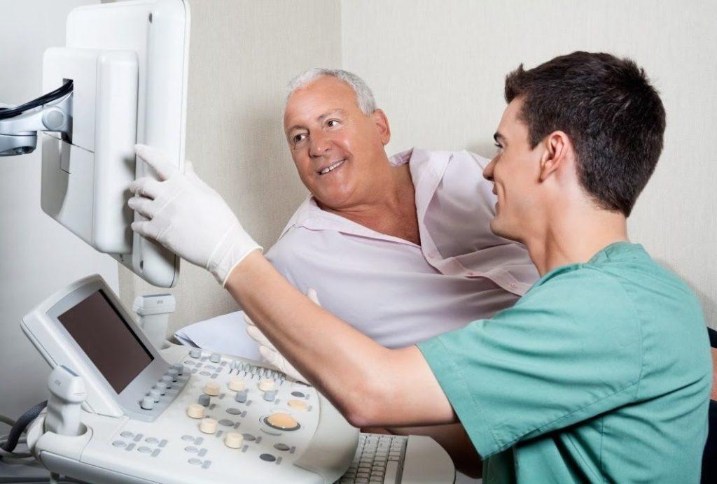 Как проводится лазерная вапоризация аденомы предстательной железы?