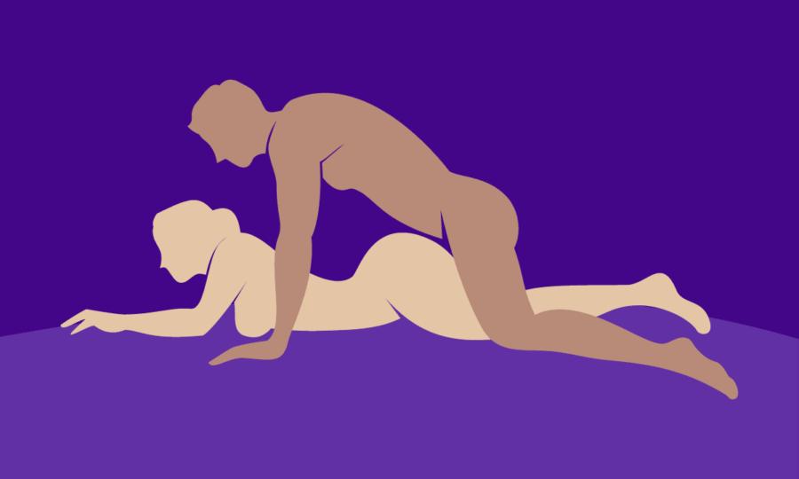 Лучшие позы для секса с маленьким членом