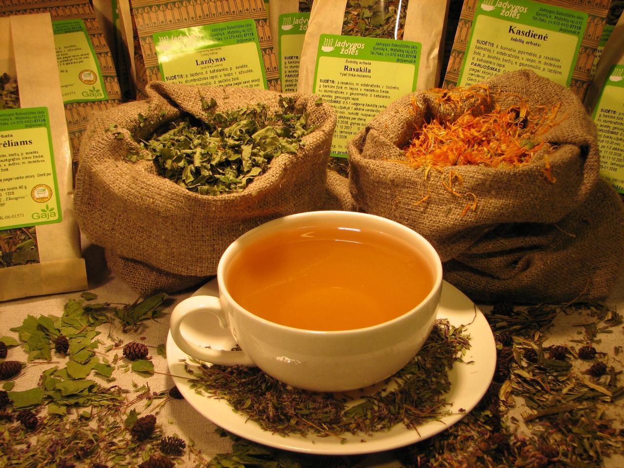 Монастырский чай при простатите: состав, противопоказания, отзывы