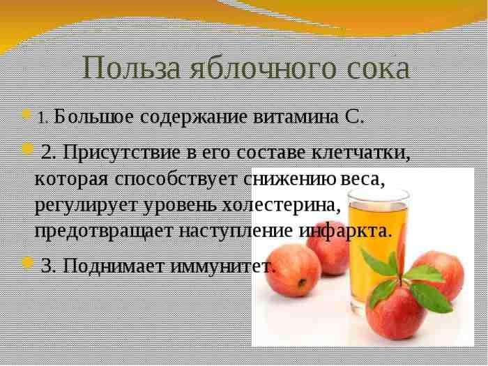 Можно ли кушать яблоки и пить яблочный сок при запоре?