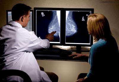 Показания к маммографии при фиброзно-кистозной мастопатии и методика проведения исследования ЛечениеБолезней.com