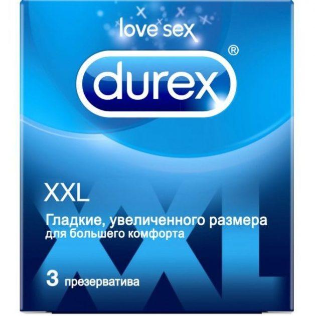 Презервативы Дюрекс XXL
