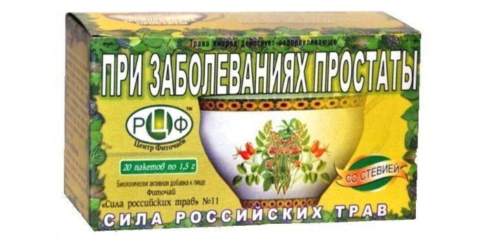 Чай аптечный от простатита ремиссия простатит