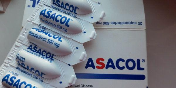 Противовоспалительные препараты для кишечника