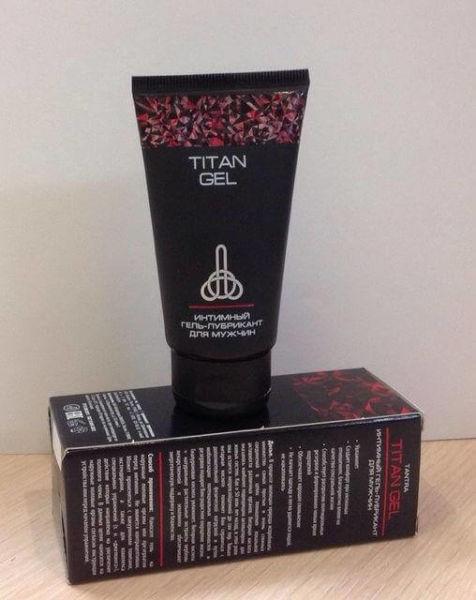 Титан гель для мужчин: описание препарата и инструкция по применению