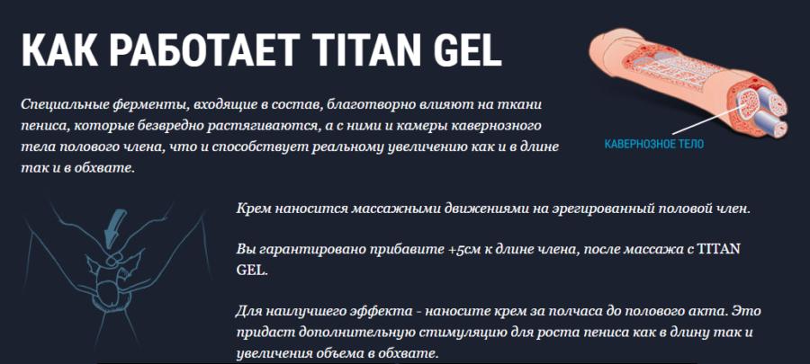 Титан: гель для мужчин – развод или правда? Мифы и реальные факты