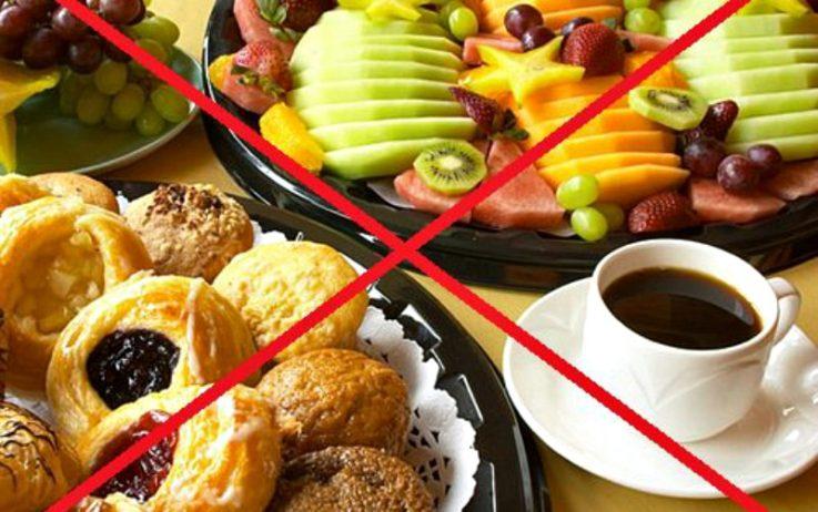 10 запрещённых и разрешённых видов продуктов для диеты после удаления геморроя
